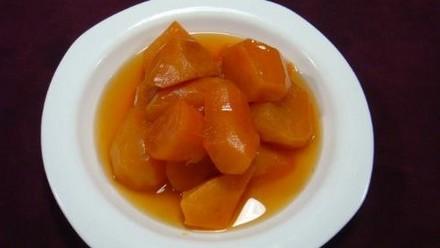 蜜汁红薯怀孕第六个月食谱