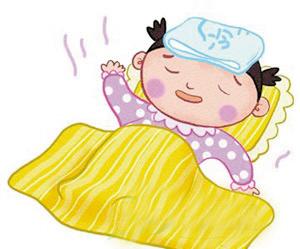 小孩發燒物理降溫方式有什么?