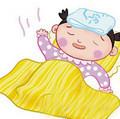 小孩發燒物理降溫方法匯總,寶寶發燒首選降溫方法!