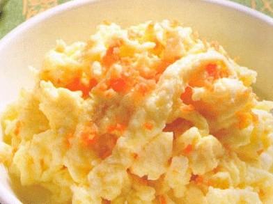 糖醋炒鸡蛋孕妇第二个月食谱