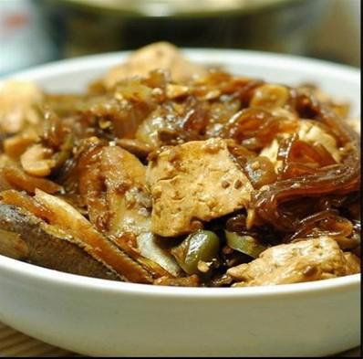 黄花鱼炖豆腐怀孕第五个月食谱,