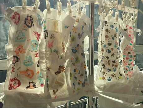 纯手工制作婴儿尿布兜(第22页)