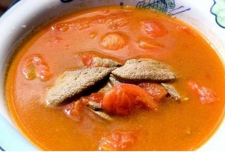 西红柿猪肝汤怀孕第八个月食谱
