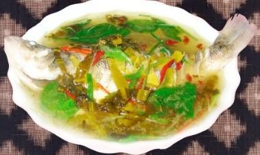 酸菜鲈鱼怀孕第九个月食谱