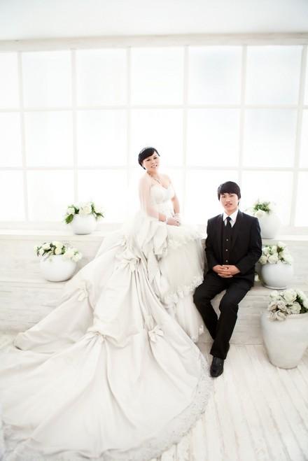 丑的婚纱照_最丑的婚纱照
