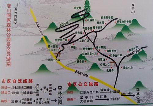 4月户外亲子活动之---老山国家森林公园 - 南京妈妈帮图片