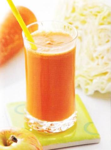 胡萝卜苹果汁,孕妇第一个月食谱
