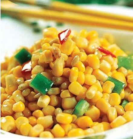 杮椒炒嫩玉米怀孕第九个月食谱