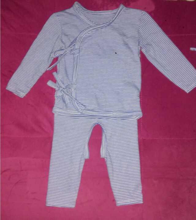 新一期宝宝和尚服开课了