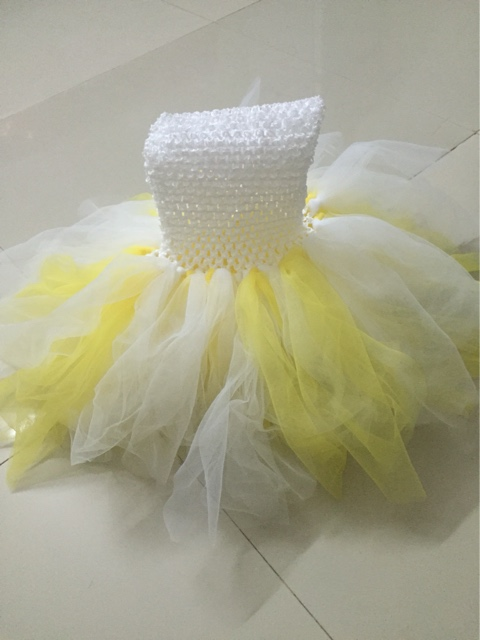 婴儿纱裙制作图解